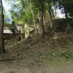 Maya-Ruinen und Museum von Cahal Pech Foto