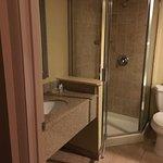 Master bathroom Room 1714
