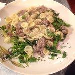 Orecchietti/ Broccoli Rabe / Sausage