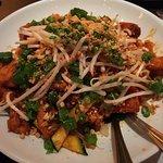 Bangkok street noodles