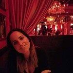Enjoying a nice dinner at Cafe Prima Pasta