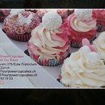Billede af Flourpower Cupcakes
