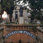 Saluting Battery Foto