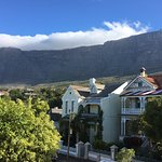 Our view of Table Mountain.