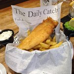 BEST EVER GLUTEN FREE FISH AND CHIPS