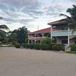 Beach front.
