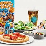 Kid's Meals are everything they need in one great price!