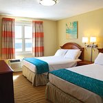 Newly renovated guest rooms.