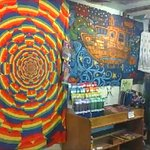 Psychedelic store!