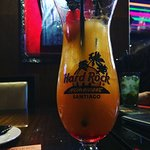 Hard Rock Cafe Santiago Foto
