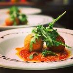 Arancini Ragu - Bolognese & Mozzarella Rice Balls
