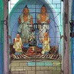 Idols of Mahaprabhu and Lord Jagannath