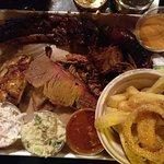A magical smokey tasting platter!