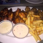 wings special