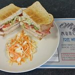 TRY THIS CLUB SANDWICH