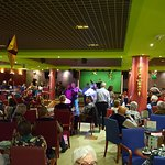 Evening entertainment @Benidorm Plaza Hotel.