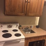 Rockwell Suite Kitchenette