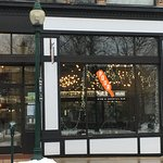 Public Pour House in the Gas Light District of Petoskey is a great place to start or end an even