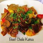 Beef Chele Katsa