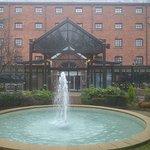 Manchester Marriott Victoria & Albert Hotel Foto