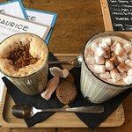 Maurice koffie en taart