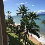 From our 6th floor lanai.