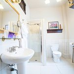 Salle de bain privée (Les couleurs de l'Automne)