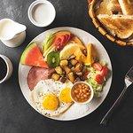 Déjeuner : L'assiette Québécoise