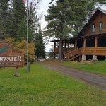 Foto de Clearwater Historic Lodge