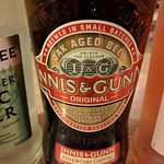 Ask for Innis & Gunn ;)