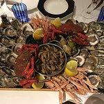 la qualité des crustacés a fait des heureux...