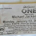 Evidence Ticket