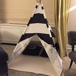 teepee for Grace