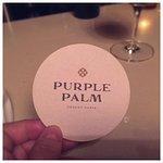 The Purple Palm Bar Service