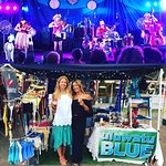 Uluwatu Blue Stall at Illawarra Folk Festival
