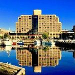 Foto de Grand Chancellor Hotel Hobart