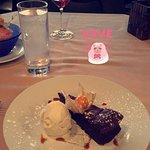 Torta al cioccolato at Il Nido