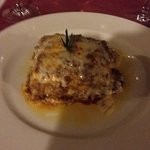 Delicious lasagne and I have tasted the best