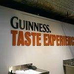 The Guinness Taste Experience