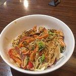 Bangkok Curry with Tofu