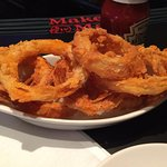 Don't miss the onion rings...light & flaky
