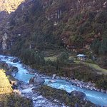 Nepal Hiking Team Foto