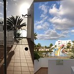Photos from the hotel suite located at the beachside, with a wonderful view, in between the chil