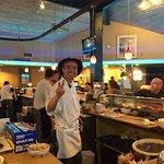 Richard, Awesome Sushi Chef