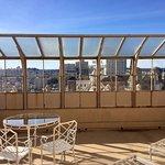 Terrace suite terrace