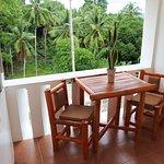Bamboo Suite Balcony