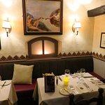 A restaurant with authentic Italian charm - Glasgow (18/Jan/17).