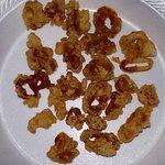 Overcooked Calamari