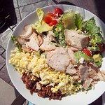 Smoked Turkey Cobb Salad