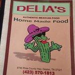 Delia's Authentic Mexican Food